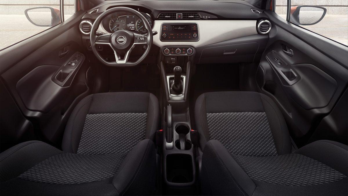 Nissan Micra Erfahrungsbericht Innenraum des neuen Micra Bildquelle: nissan.de