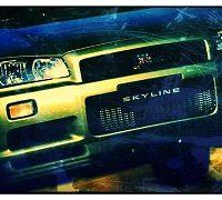 Nissan Skyline GTR R34 bald ein Youngtimer. GT-R Skyline von Nissan, ein Traum für Tuningfans