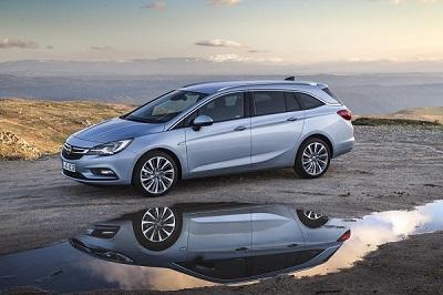 Der Opel Astra Sports Tourer 2016 / © GM Company.
