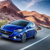 Opel Corsa Opc Front