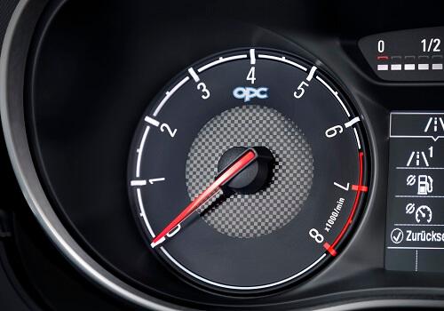 Opel Corsa Opc Tacho - Cockpit
