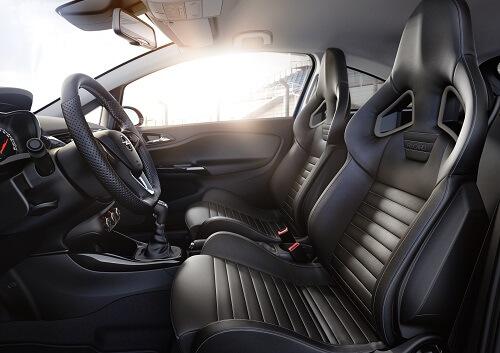 Opel Corsa Opc Innenraum