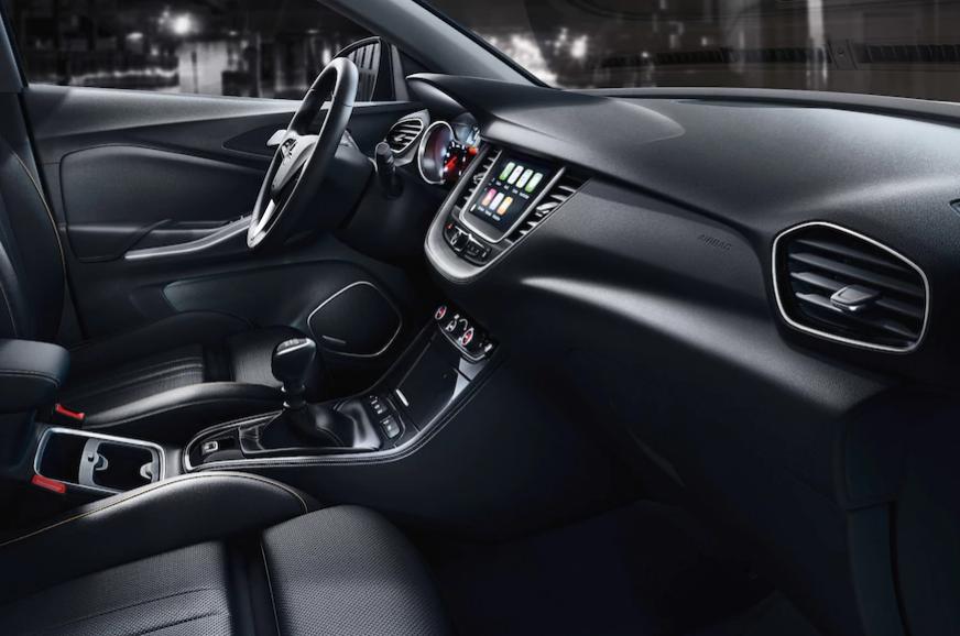 Opel Grandland X Erfahrungsbericht Blick in den Innenraum Bildquelle: opel.de