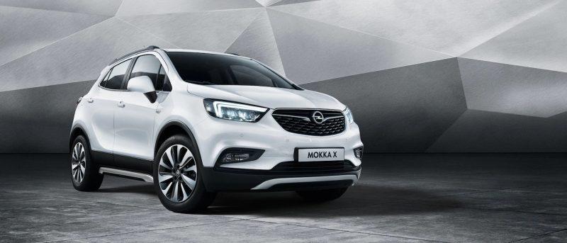 Opel Mokka X 1.4 Turbo AWD