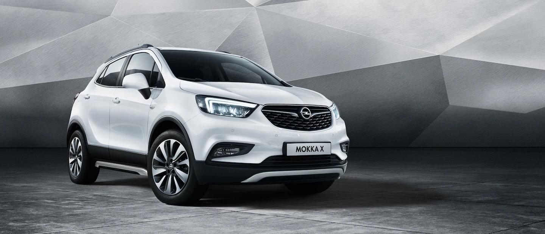 Opel Mokka X 1.4 Turbo Bild von der Front Bildquelle: Opel.de