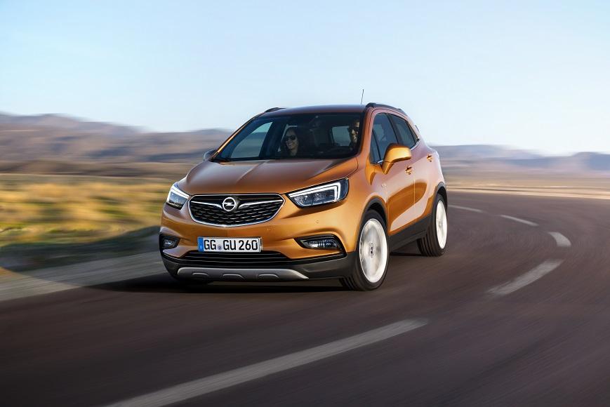 Der neue Opel Mokka X
