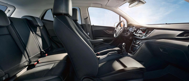 Opel Mokka X Innenraum-Interieur Bildquelle: Opel.de