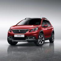 Peugeot 2008 Vorstellung Front