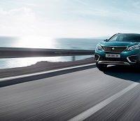 Peugeot 5008 Erfahrungsbericht Ansicht von Vorne, Frontansicht Bildquelle: Peugeot.de