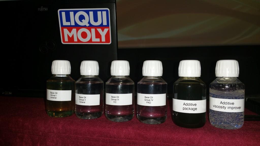 Liqui Moly Proben