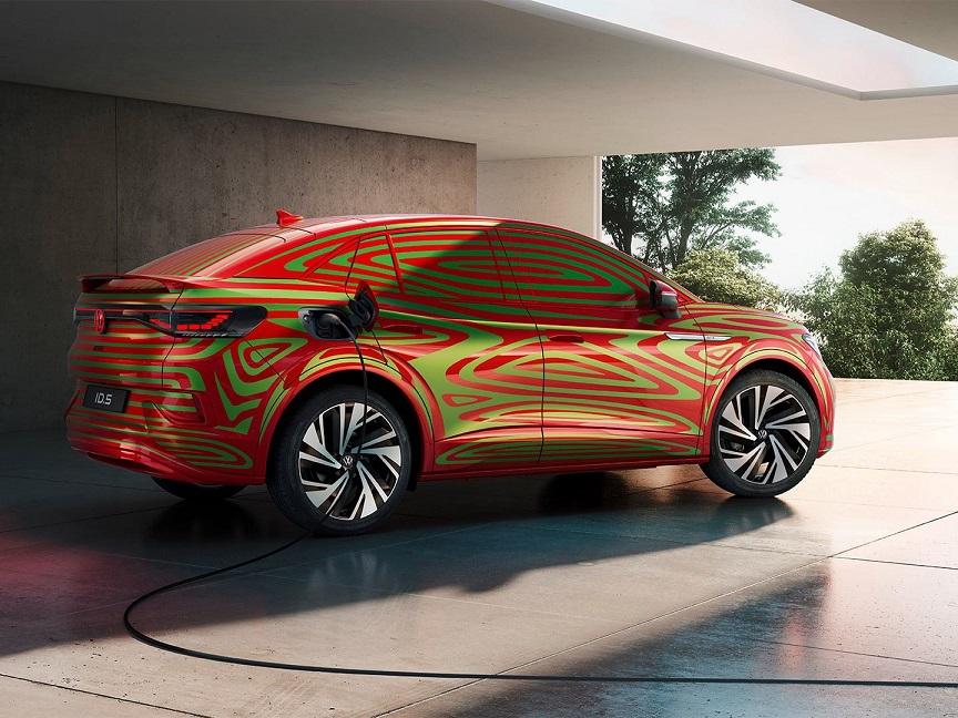 Schon bald auf dem Markt - der VW ID.5 auf dem Weg zur Klimaneutralität Bildquelle: Volkswagen.de