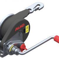 Seilwinden im Einsatz hier für Bootsanhänger Bildquelle: alko-tech.com