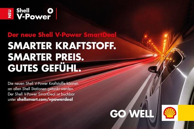 Shell V-Power SmartDeal