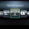 Skoda Connect und Smartlink von Skoda Bildquelle: skoda-auto,de