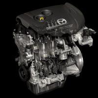 Skyactiv-X Blick in den Motor von Mazda, die neue Motorengeneration Bildquelle: mazda.de