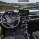 Suzuki Jimny Erfahrungen der Innenraum im Jimny Bildquelle: auto.suzuki.de