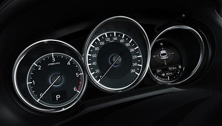 Technische Werte zum neuen Mazda 6 Kombi 2017