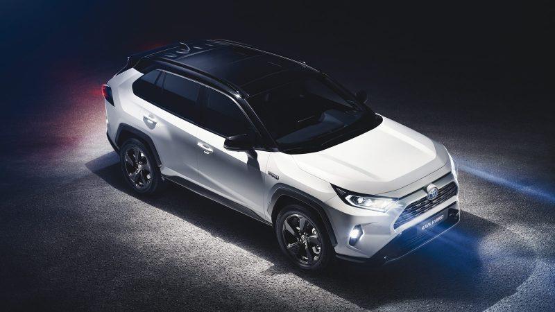 Toyota RAV4 2019 Daten