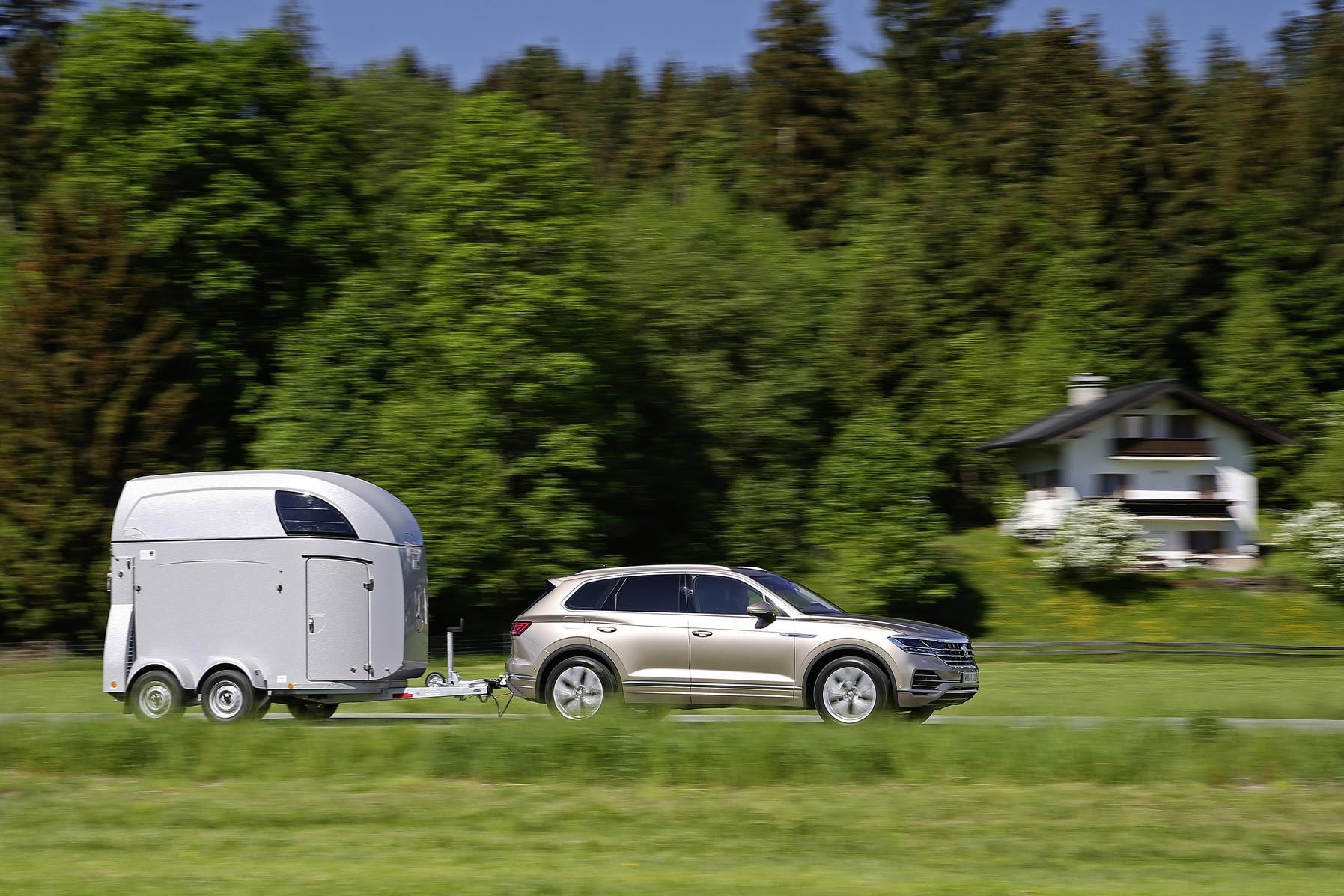 Trailer Assist von Volkswagen der Anhängerrangierassistent Bildquelle: Volkswagen AG