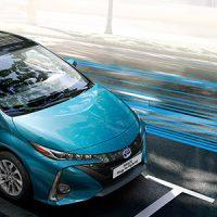 Umweltbonus Erhöhung unter anderem auch für den Toyota Prius Plugin Hybrid Bildquelle: Toyota.de