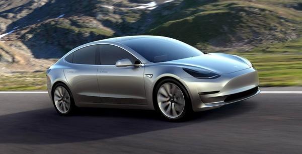 Umweltprämie, auch beim Tesla Model 3 gibt es die Wechselprämie Bildquelle: Tesla Homepage