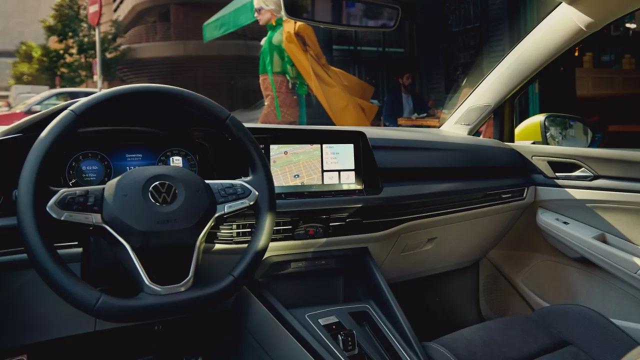 VW Golf 8 Daten Innenraum Bildquelle: Volkswagen