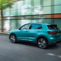 VW T-Cross Vorteile und Nachteile des Polo-SUV Seitenansicht und Heck Bildquelle: Volkswagen.de