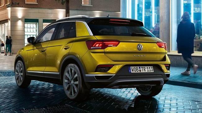 VW T-Roc Daten und Fakten