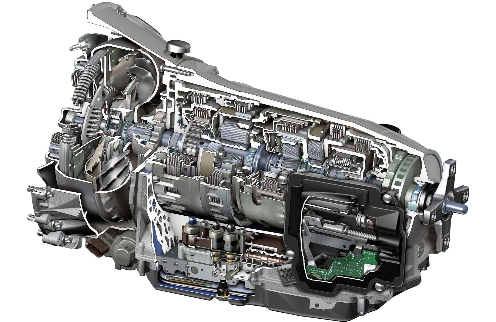 Warum ein Getriebeölwechsel gut ist? Bildquelle: media.daimler.com
