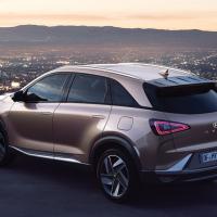 Wasserstoffautos mit Brennstoffzellen, der neue Hyundai Nexo macht es vor Bildquelle: hyundai.de