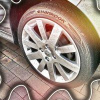 Winterreifen im Winter, der Reifentausch bleibt nicht aus