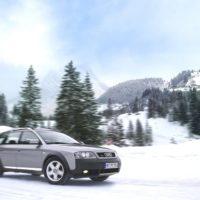 Wintertipps fürs Auto Allrad mit Winterreifen im Schnee Bildquelle: CooperTire