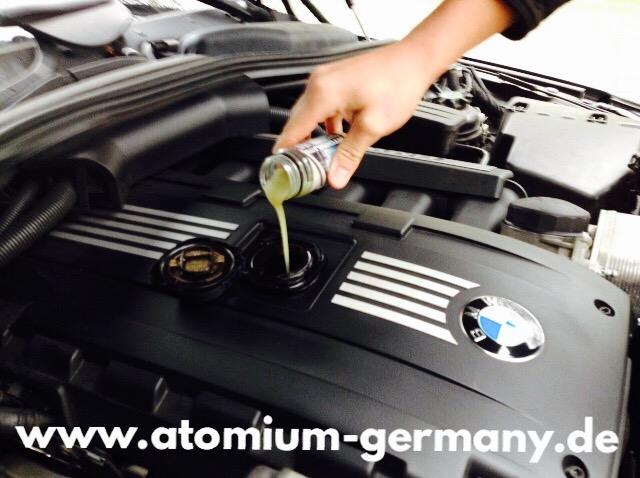 Atomium Additive für den Motor