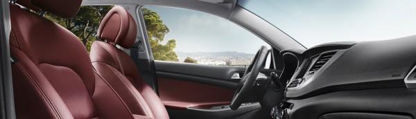 Hyundai Tucson 1.6 Innenraum
