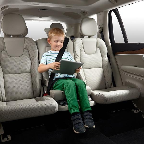 Innenraum Beispiel der Volvo Vision 2020