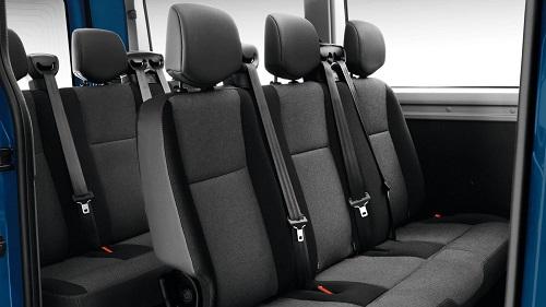 Renault Master Transporter Sitzbank Rücksitze