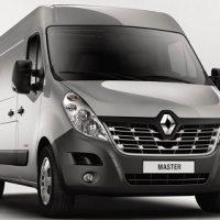Renault Master Transporter Front Vorne
