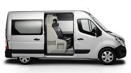 Renault Master Transporter Schiebetür