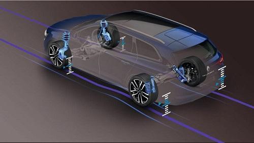 Renault Talisman Grandtour 4 Control