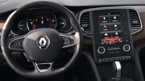 Renault Talisman Grandtour Cockpit