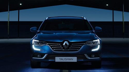 Renault Talisman Grandtour Front