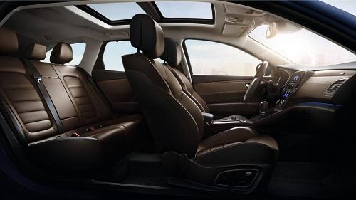 Renault Talisman Grandtour Innenraum